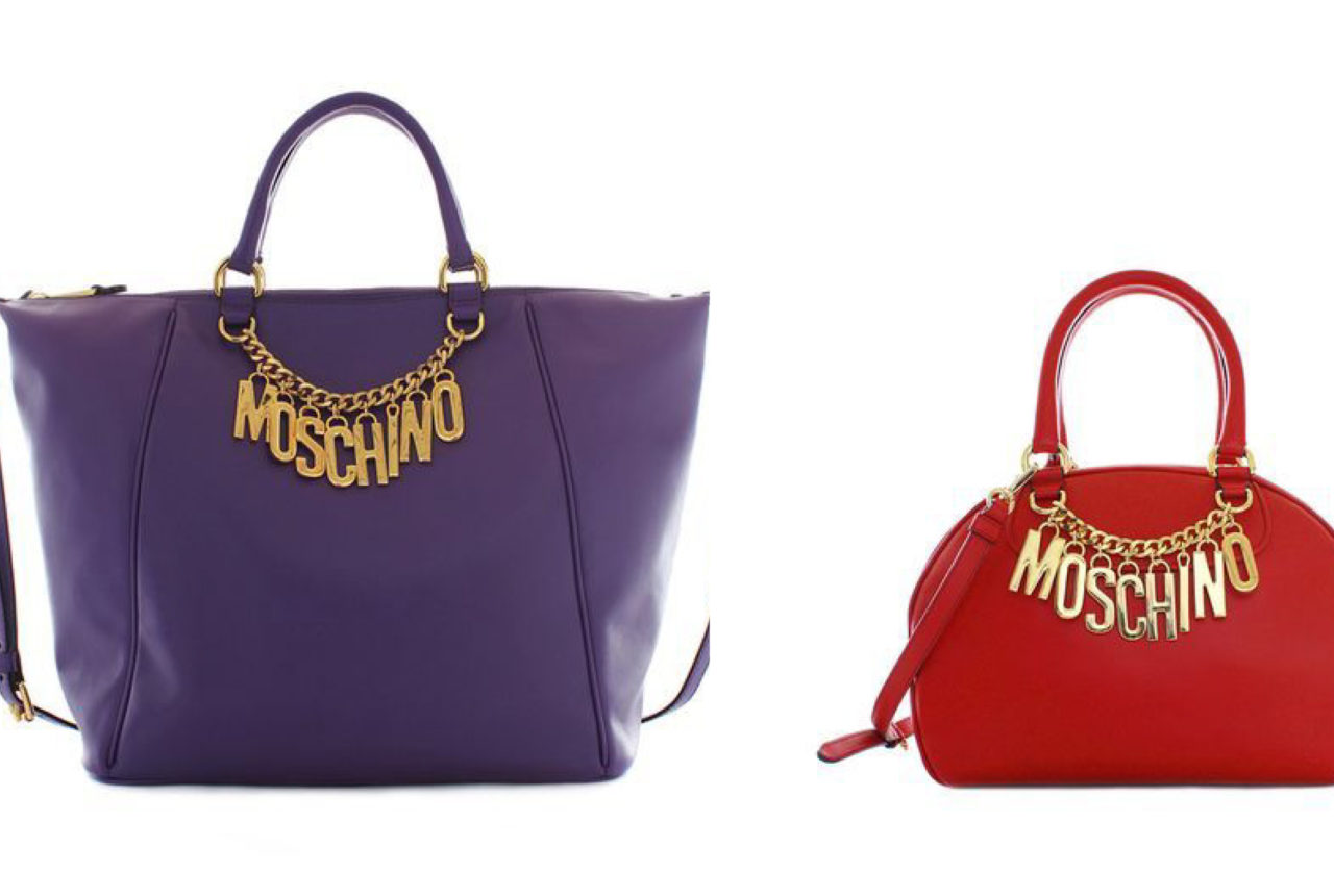 Fashion Le borse e gli accessori Moschino