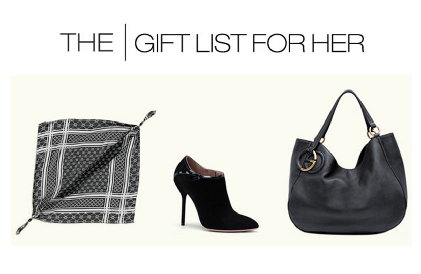 THE | GIFT LIST FOR HER – Gucci