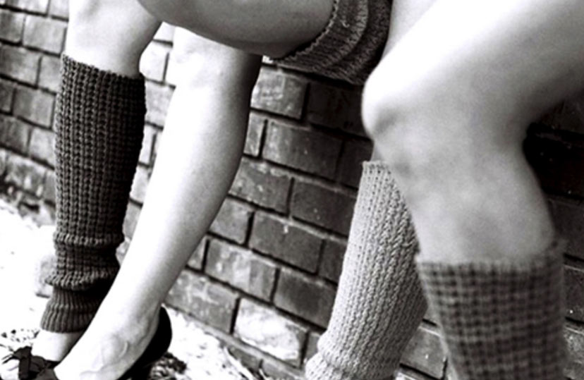 Gambe nude anche in inverno