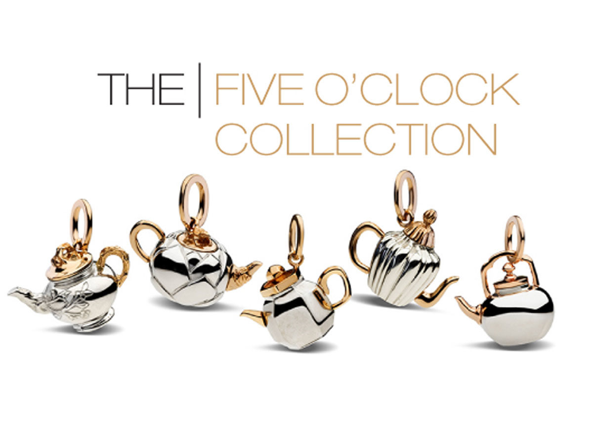 POMELLATO-THE FIVE O'CLOCK COLLECTION
