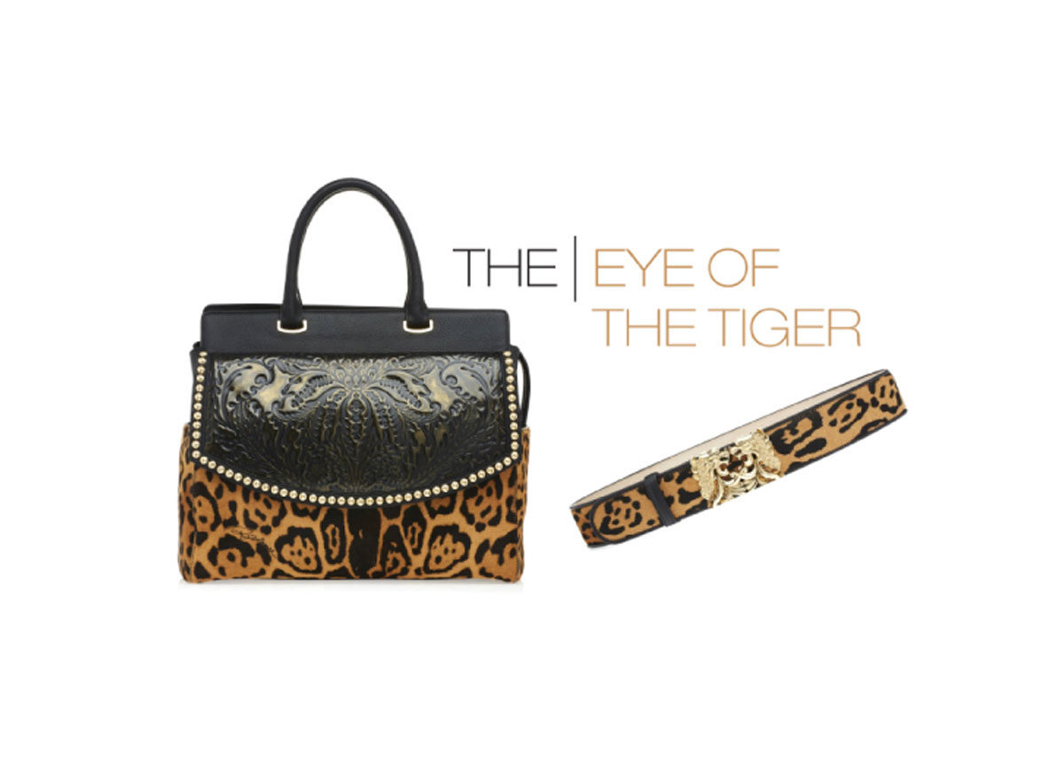 ROBERTO CAVALLI – THE EYE OF THE TIGER-news-MMM