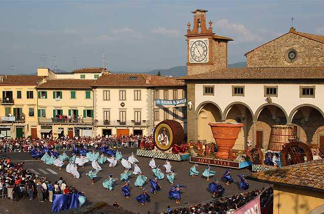 Travel Settembre in Toscana
